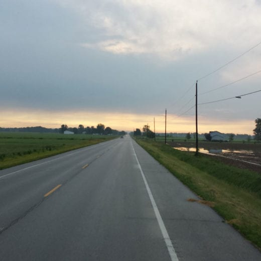 Open road for the 2015 year ahead for Team PHenomenal Hope !