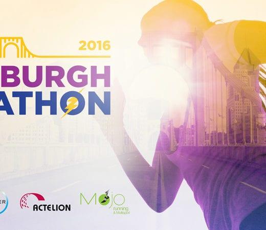 Team PHenomenal Hope Pittsburgh Marathon promotion