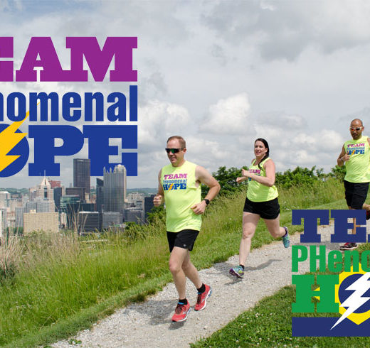 Pittsburgh-based Team PHenomenal Hope racers training for Brazil