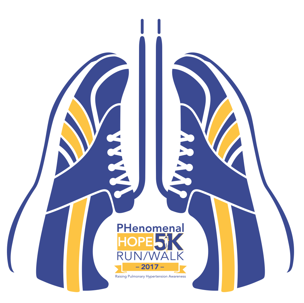 2017 PH5K T-Shirt Logo