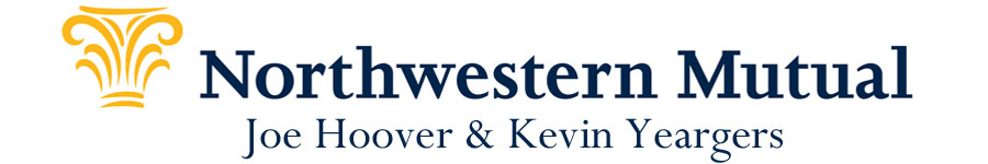 Northwestern Mutual, thanks to Joe Hoover & Kevin Yeargers