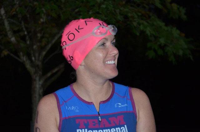 Mandy-Budzowski-Gabarda-Pre-Race-Swim