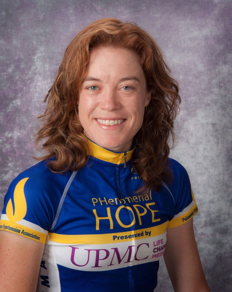 Patricia George Team PHenomenal Hope Team Jersey