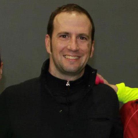 Timothy Bachman smiling
