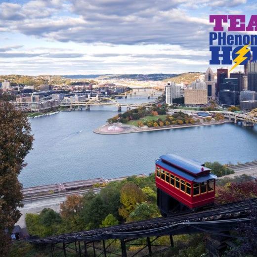 2015 Pittsburgh Marathon and Team PHenomenal Hope