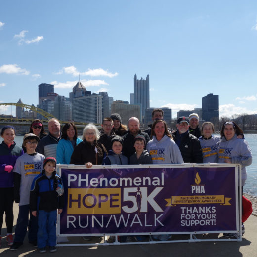 2015 PHenomenal Hope 5k Pittsburgh