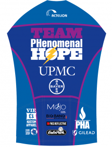 2015 Team PHenomenal Hope Racing Kit - back