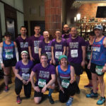 Team PHenomenal Hope's Pittsburgh Marathon racers 2015