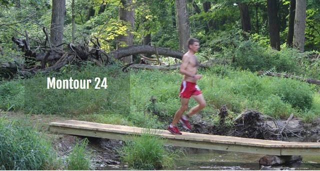 Montour 24 Footrace
