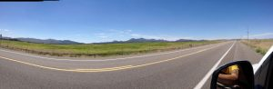 Western panoramic by Carolyne Whelan