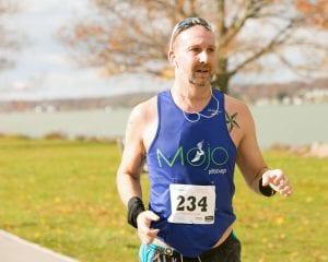 Dustin Wehler heroes half marathon buffalo