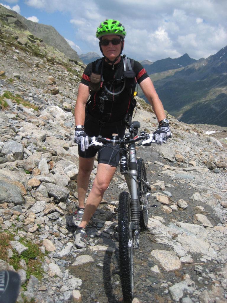 Kristen-Engle-mountian-biking