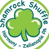 Shamrock shuffle in Harmony, PA