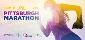 Team PHenomenal Hope Pittsburgh Marathon promotion