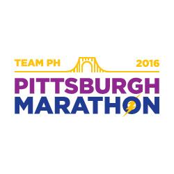 2016 Pittsburgh Marathon logo