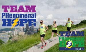 Pittsburgh-based Team PHenomenal Hope racers training for Brazil