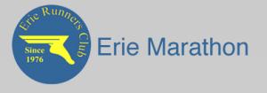 Erie Marathon Logo