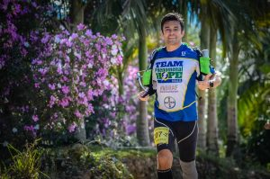 Paul running for Team PH Brasil