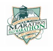 Celebration Half Marathon logo