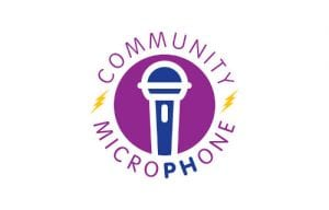 Community MicroPHone program logo