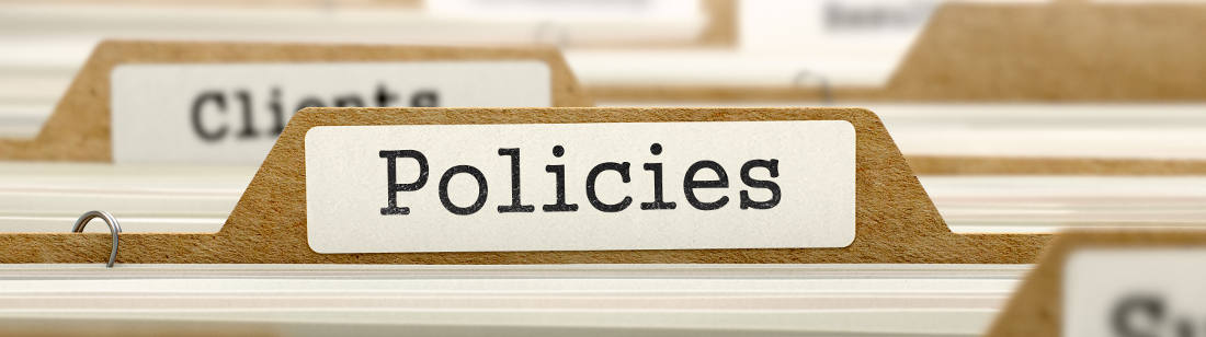 Our Policies