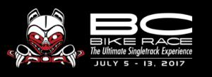 BC Bike Race logo