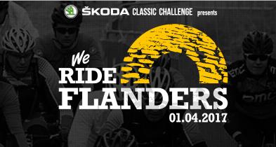 We Ride Flanders logo