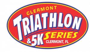 Clermont, Florida sprint triathlon logo