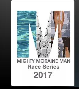2017 Mighty Moraine Man logo