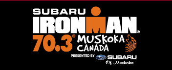 2017 Ironman 70.3 Muskoka logo